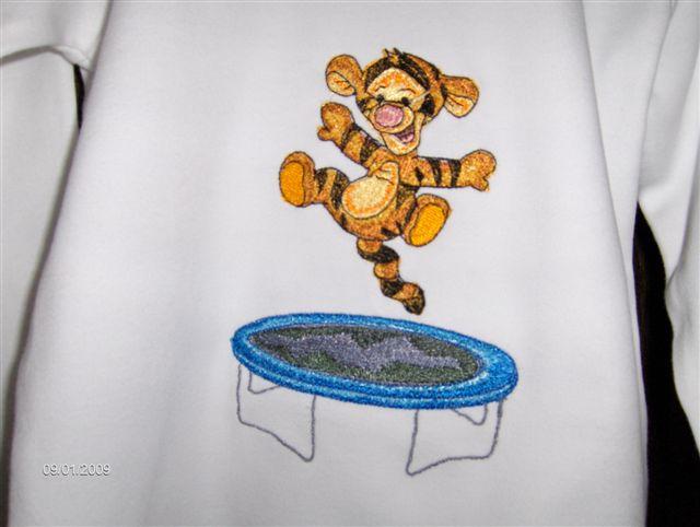 baby pooh tijger