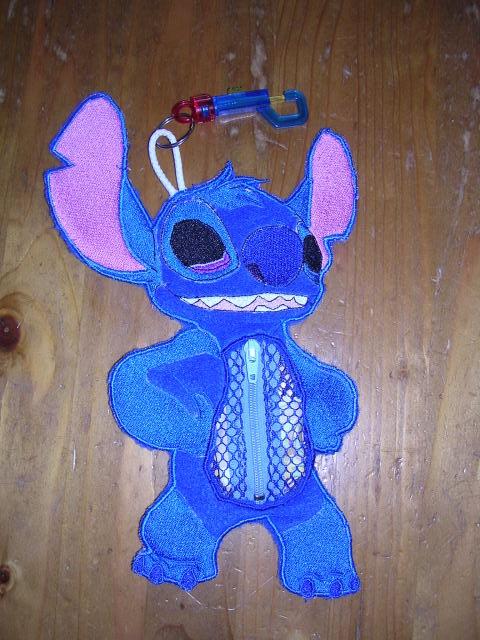 Stitch als portomonee