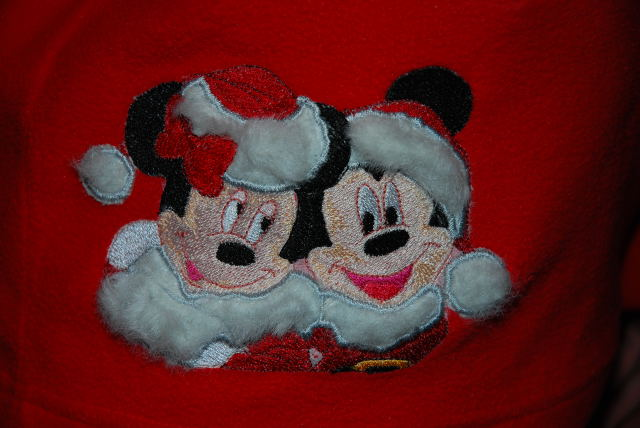 Disney kerst applicatie