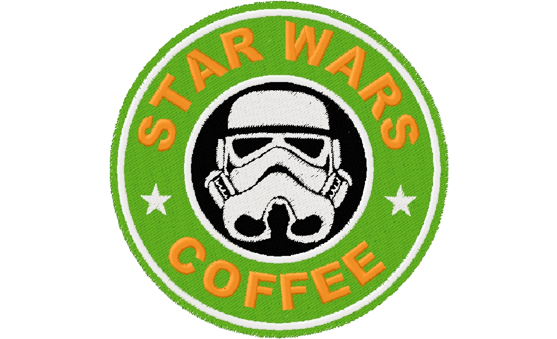 Star wars Coffe 100 X 100